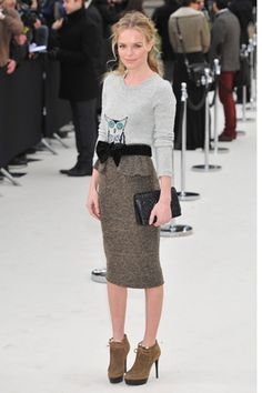 ケイト・ボスワースに学ぶ、スーツに合うスカート♡ビジネススーツスカートのコーデ、スタイル・ファッションの参考に♪