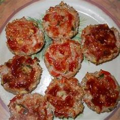 turkey meatloaf cups - fast to put together and tasty! Click for recipe paleo lunch for teens