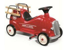 Radio Flyer - Gåbil brandbil fra 1 år*