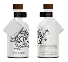 Olive oil packaging - Design daily news