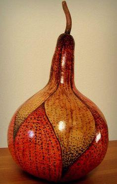 Gourd flower.