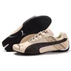 Puma Future Cat Women White/Coffee
