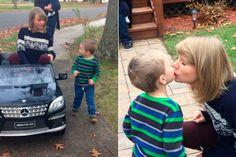 Taylor Swift faz surpresa para filho de fã - http://metropolitanafm.uol.com.br/novidades/famosos/taylor-swift-faz-surpresa-para-filho-de-fa