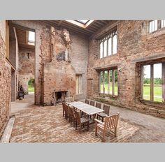 Witherford Watson Mann, castillo de Astley en Warwickshire (Inglaterra) - Arquitectura Viva · Revistas de Arquitectura