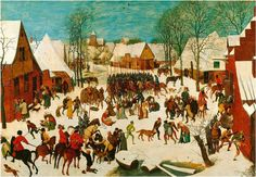 BRUEGEL the Elder, Pieter - Massacre of the Innocents (1565-7) - Pieter Bruegel the Elder - Wikipedia, the free encyclopedia