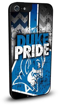 Duke Blue Devils Cell Phone Hard Case for iPhone 6, iPhone 6 Plus, iPhone 5/5s, iPhone SE, iPhone 4/4s or iPhone 5c