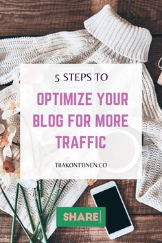 Whether we like to admit it or not, sometimes even the best blog content isn't able to find the right audience. This trend can be caused by a number of factors, but poor website optimization is typically the main culprit. Optimizing your blog can make all the difference. Learn how to to optimize your blog for more traffic. Website Optimization, Information Age, Passion Project, Blog Topics, What You Can Do, Writing Inspiration, Understanding Yourself, Factors, Business Tips