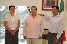 Noticias Acapulco News - NOMBRA ÁNGEL AGUIRRE A NUEVO DIRECTOR EN EL IGC