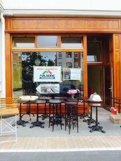 Aussenfassade für Philine Boulangerie Française  HOLTENAUER STR. in Kiel
