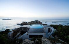 Mexico, Observatory House Pool