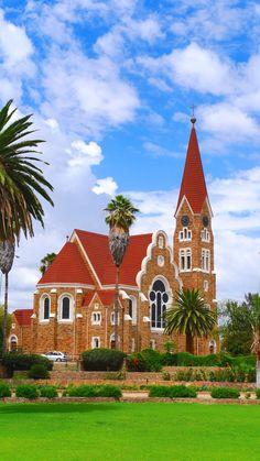 Duitse Kerk Windhoek Namibia
