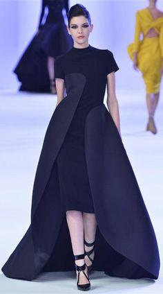 Alta Costura: Stéphane Rolland - Primavera-Verão 2014 - Vogue Portugal