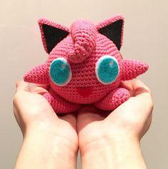 Ravelry: Pokemon Rondoudou / Jigglypuff pattern by Anna Carax