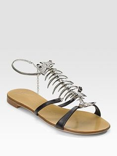 Oh my gosh...my dream shoes in SANDALS!
