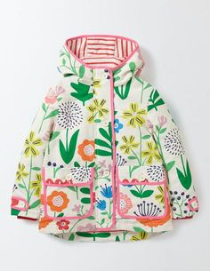Lifestyler Christmas Girl Cartoon Long Sleeve Zipper Outwear Hoodie Winter Warm Clothes Coat Fashion Cute Daily Jacket