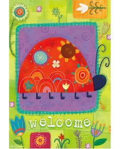 Holli Conger Colorful Whimsy 1 Canvas Art - x - Multi Artist Canvas, Canvas Art, Presents For Teachers, The Good Dinosaur, Dinosaur Party, Christmas Love, Love Art, Art Projects, Kids Room