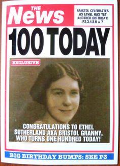 Chris Longmuir, Crime Writer: 100 years and counting. Celebrating my mum's 100th birthday