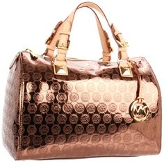 MICHAEL Michael Kors MONOGRAM SatchelCocoaOne Size ** You can get more details by clicking on the image.Note:It is affiliate link to Amazon.