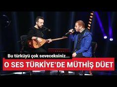 Gökhan Özoğuz Mustafa İpekçioğlu  Şu Benim Divane Gönlüm  Deyişi O ses T...