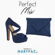 Os proponemos un perfect mix para un total look ;)  Consigue el conjunto perfecto de la mano de MARYPAZ <3 <3 <3   ¡ Hay muchas combinaciones de zapato + bolso !  #areyouready? #areyoucrazy? #primaveraverano15 #perfectmix  #SS15 #springsummer15 #trendy #moda #tendencia #itsspring#springON #feelgood #feelMARYPAZ  BOLSO ► http://www.marypaz.com/tienda-online/bolsos/sobre-44620.html?sku=72061-00   SANDALIA ►…