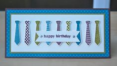 Julie's Japes - An Independent Stampin' Up! Demonstrator in the UK: Best Dad Ever