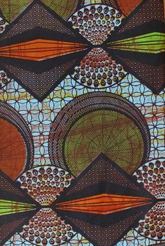 Hearts | African Fabric House