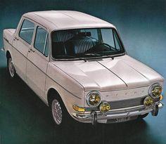 1968 Simca 1000 Special