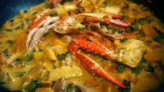 Tagalog Kitchen: Ginataang Ampalaya at Kalabasa