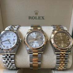 Brand names like Rolex and Cartier carry an air of authority that real… Stylish Watches, Luxury Watches For Men, Cool Watches, Rolex Watches, Cartier Watches Men, Audemars Piguet, Accessoires Iphone, Accesorios Casual, Expensive Watches