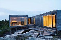 Cabin Inside-Out, Hvaler. Architects: Reiulf Ramstad Arkitekter.