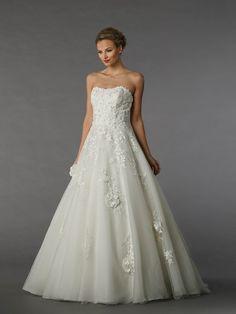 KleinfeldBridal.com: MZ2 by Mark Zunino: Bridal Gown: 33067596: A-Line: Natural Waist