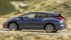 Great Review of the Civic Tourer from the Sunday Independent. 'Keen pricing, excellent specs and some really economical engines like the 1.6 diesel are making an impression'