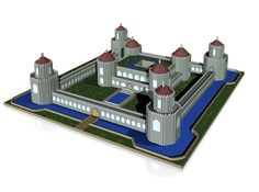 Epic Minecraft Castle! by 239CX5