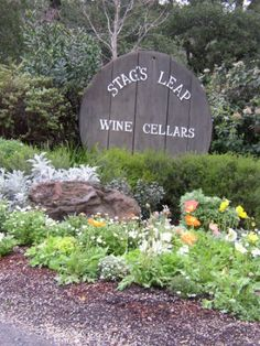 Stags Leap Wine Cellars, Napa Valley