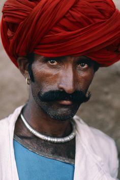 photo by Steve McCurry. Rajastan, India