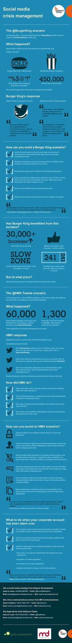 Good Infographic on Preventing a Social Media Crisis localbizconnect.com   #mobilewebsite