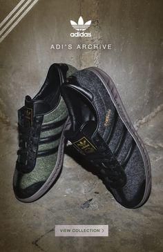 adidas Originals Hamburg Wool Pack