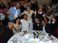 Winners! @moneypennyprod #Murder #Mystery Whodunit Dinner at Thurrock Hotel, Essex March 2015