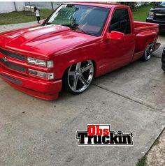 Chevy Trucks Lowered, Custom Chevy Trucks, Chevy Pickup Trucks, Classic Chevy Trucks, Gmc Trucks, Chevy Stepside, Silverado Truck, C10 Chevy Truck, Chevy Pickups