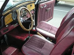 vw beetle interior - Buscar con Google