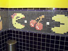 Pac Man Tile