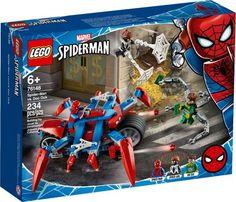 Doc Ock 76148 at Best Buy. Avengers, Figurine Lego, Construction Lego, Octopus, Lego Toys, Lego Spiderman Toys, Wwe Toys, Hulk, Shop Lego