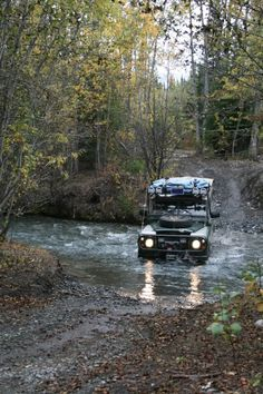 Land Rover Carawagons Alaska trip - Expedition Portal. #Dynanim #Exploring #CarCamping