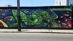 Street Art & Graffiti . Barranco District Lima, Peru...continued -  Stowe Original Photography
