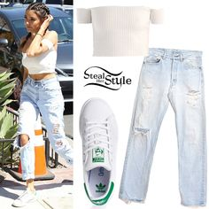 Steal her style, Madison Beer😍 Teen Girl Fashion, Teen Fashion Outfits, Celebrity Outfits, Outfits For Teens, Simple Outfits, Trendy Outfits, Summer Outfits, Cute Outfits, Madison Beer Style