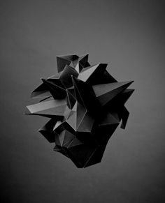 Generative design operates as picture recource concentrating on parametric architecture and generative design. Due to its beauty I have decided I would insert this amazing design. Polygon Art, Shape And Form, Black Heart, Land Art, Grafik Design, Motion Design, Sculpture Art, Paper Art, Art Photography
