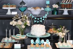 Dessert Tables | A Silver Nutmeg Occasions
