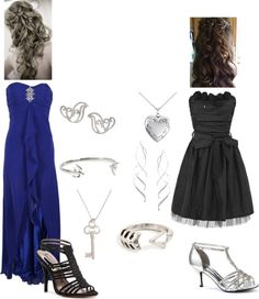"""""""PROM"""" by shadowsarepeopletoo ❤ liked on Polyvore"""