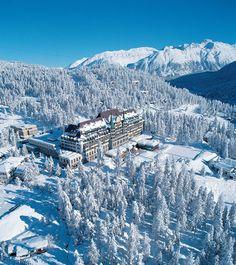 Suvretta House, Hotel St. Moritz Via Chasellas 1, 7500 St. Moritz, Switzerland