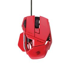 RATÓN MAD CATZ R.A.T. 3 ROJO photo